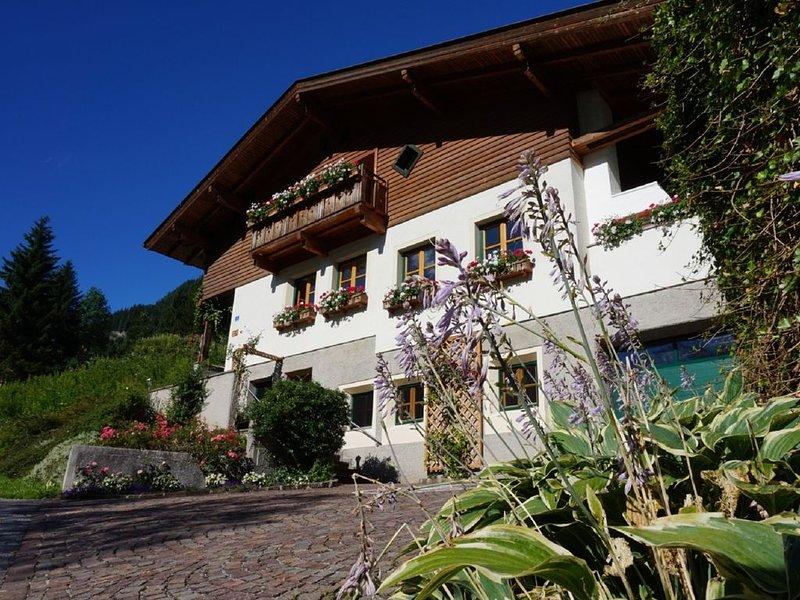 Ferienwohnung am Sonnseitweg im Großarltal, holiday rental in Dorfgastein