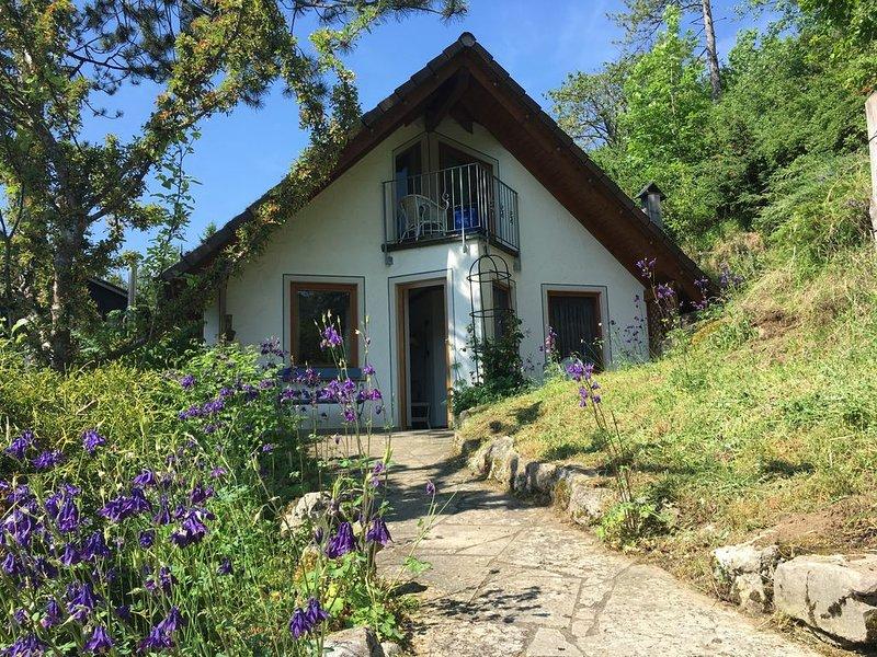 Ferienhaus mit Flair im idyllischen Großen Lautertal, vacation rental in Hayingen