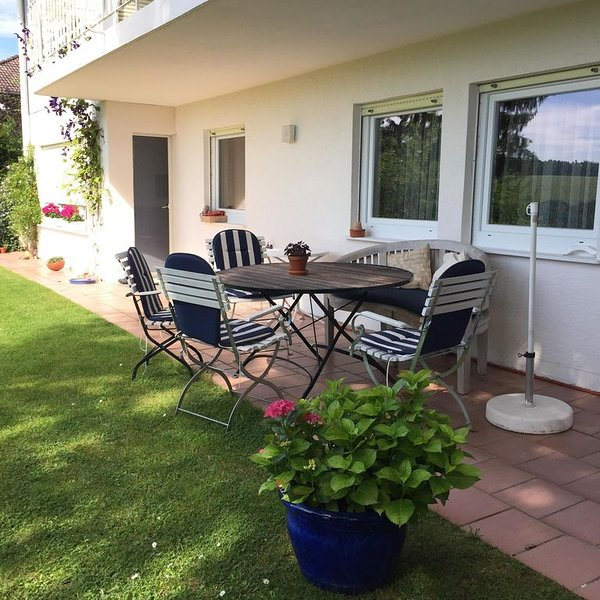 Wohnen mit Weitblick, vacation rental in Fulda
