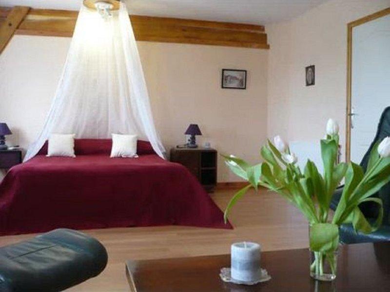 Chambre Lamillal de 50 m2 pour passer d'agréables vacances, holiday rental in Siorac-en-Périgord