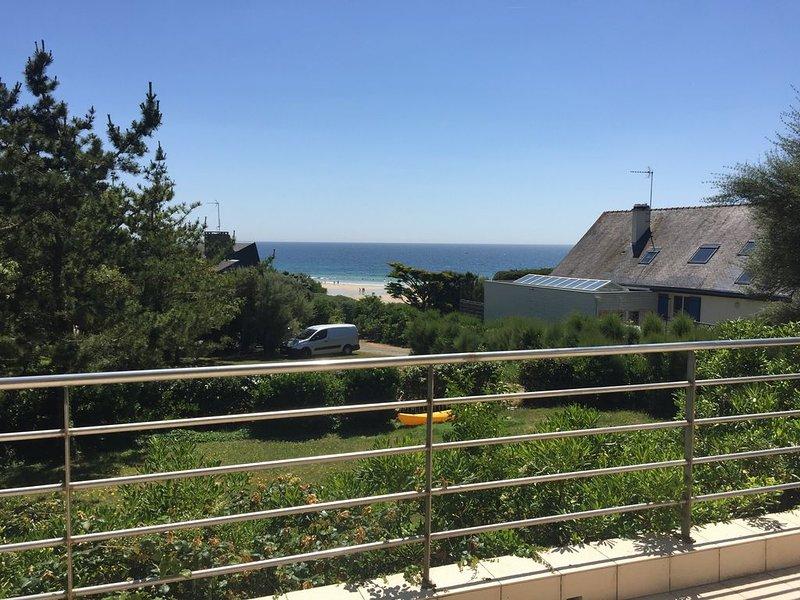 Maison 8 personnes proche plage LE POULDU CLOHARS-CARNOËT, holiday rental in Doelan