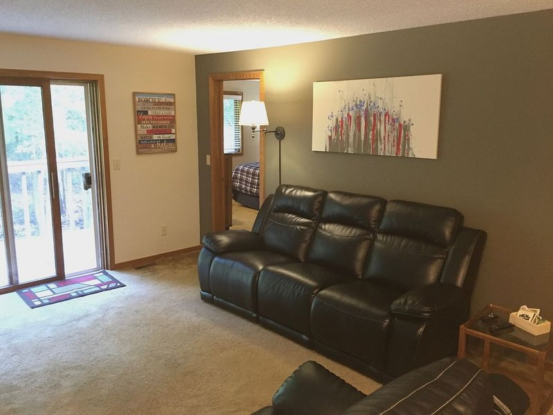 Shanty Creek Family Condo 2bd/2bth, holiday rental in Alden