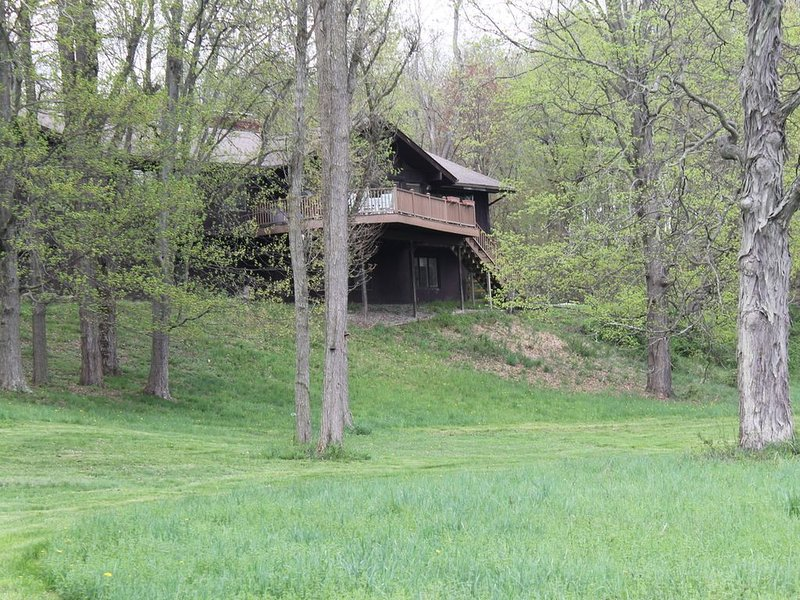 Beautiful Getaway 90 miles outside city on 7 acres, with Pool, vacation rental in Clinton Corners