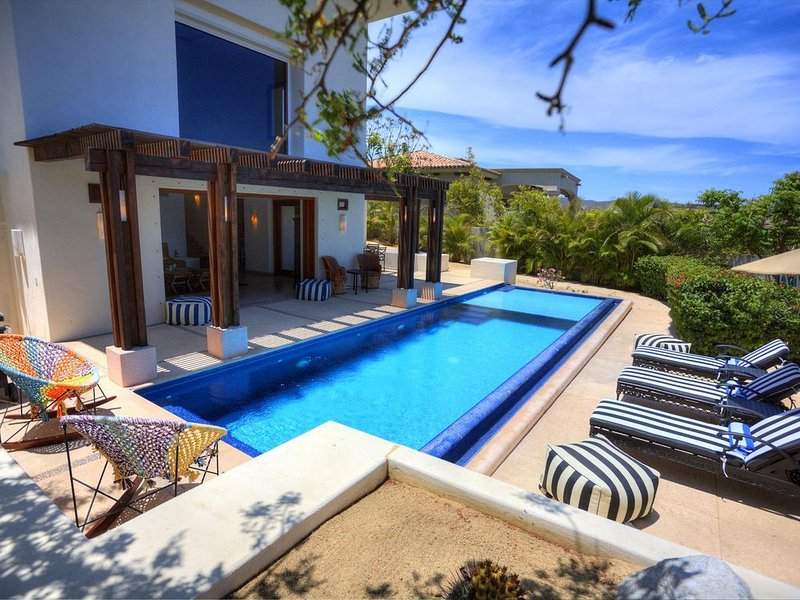 Chill Modern Bohemian Style Home, holiday rental in Animas Bajas