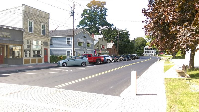 Street view da cidade