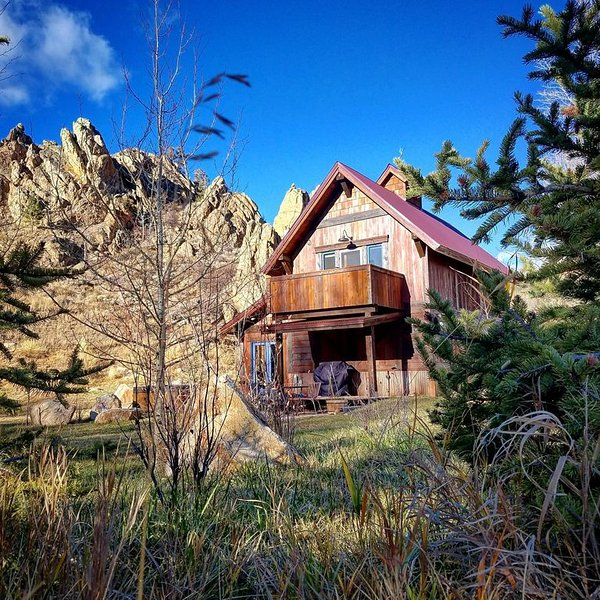 Freedom of the Hills near Crested Butte, alquiler de vacaciones en Pitkin