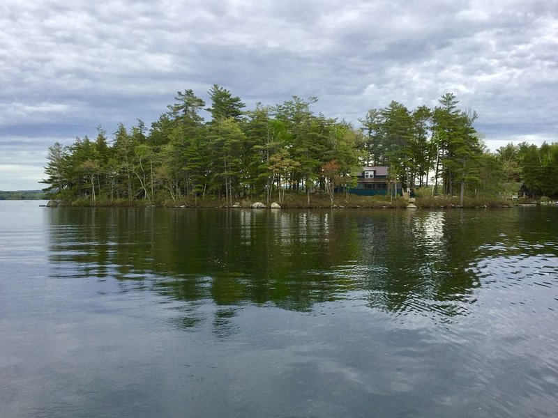 One and a half acre private island between Cow & Little Bear Islands