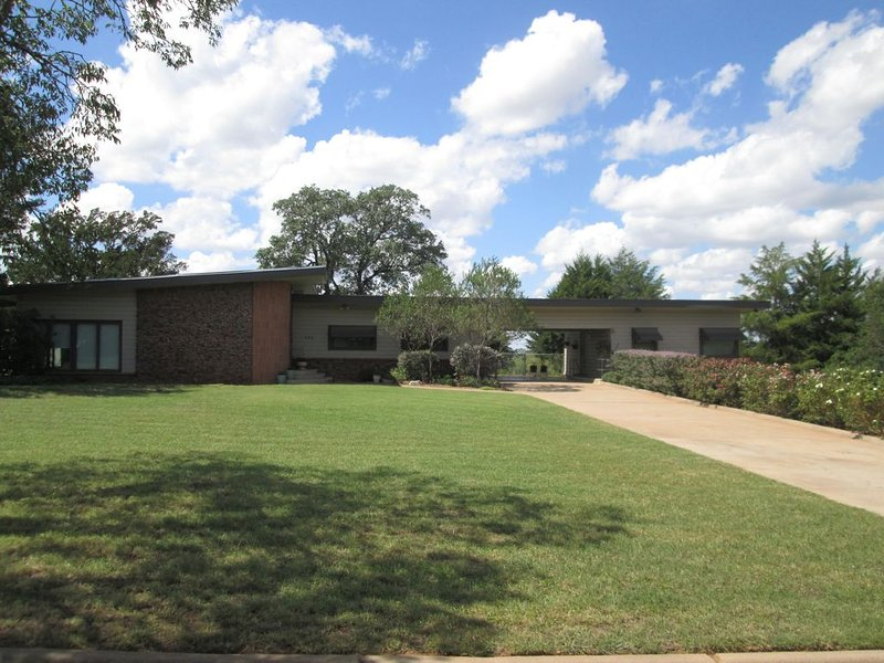 National Historic District, holiday rental in Wichita Falls