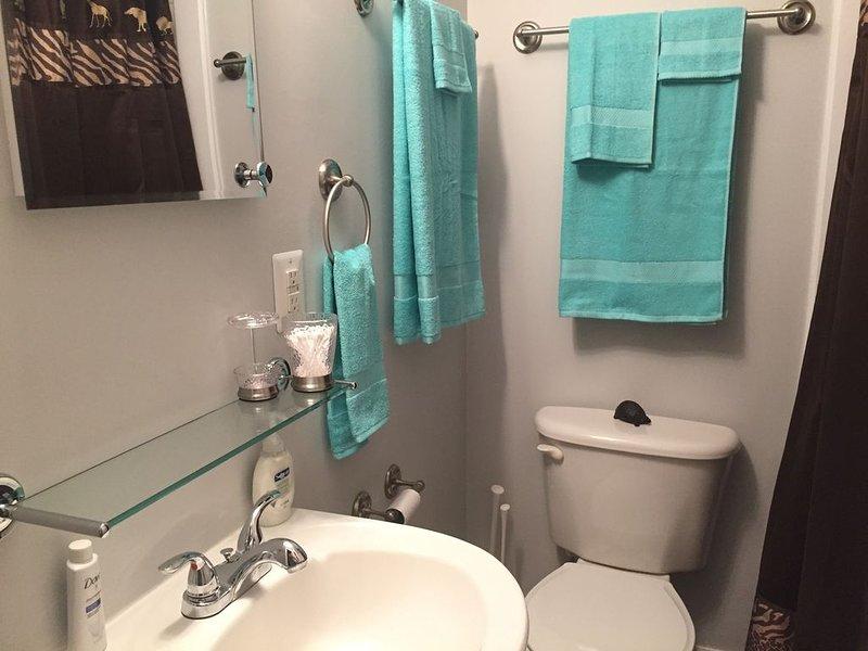 Nós nos orgulhamos de entregar nossa casa super limpa!