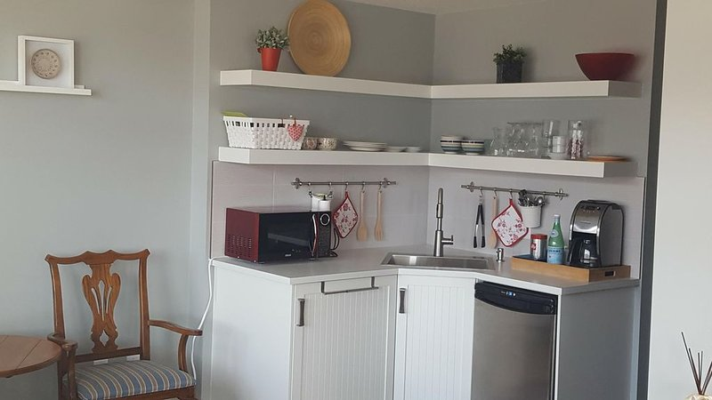 Perfectly Designed for a Vacationing Couple, Chic , New, 1 Bedroom Condo – semesterbostad i Oliver