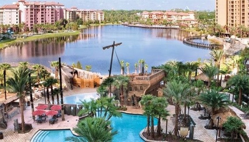 Wyndham Bonnet Creek - Between Typhoon Lagoon, Epcot and Caribbean Beach, holiday rental in Celebration