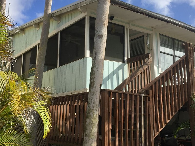 Best kept secret in America on an island one and a half miles long and, holiday rental in Everglades City