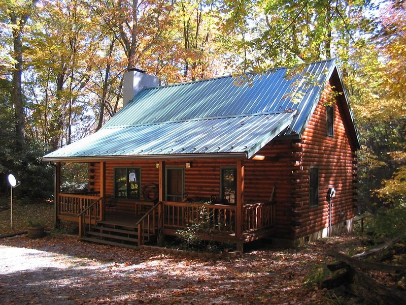 Escape the rest of the world into your own private wilderness., vacation rental in Banner Elk