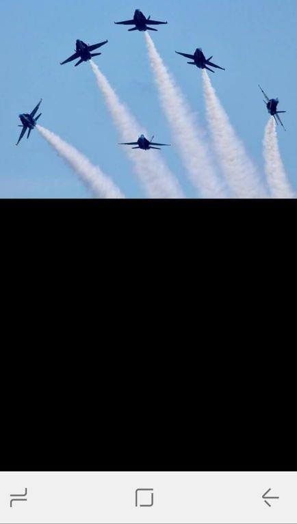 Todos los martes, la práctica de Watch the Blues GRATIS en la Base Naval a 12 minutos de distancia