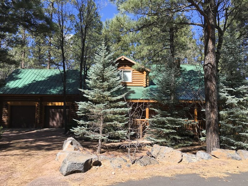 Pinetop Luxury Log Cabin - Pinetop Country Club, holiday rental in Apache County