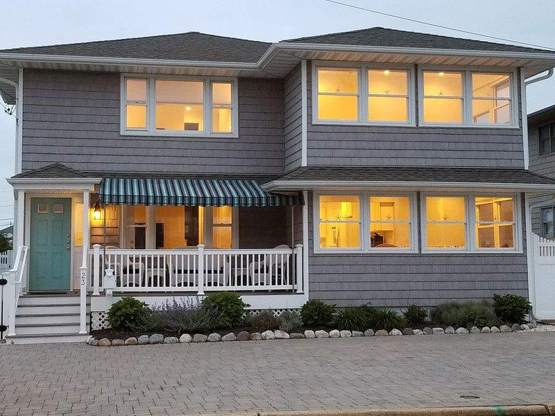 Ocean Block- Lavallette, holiday rental in Lavallette