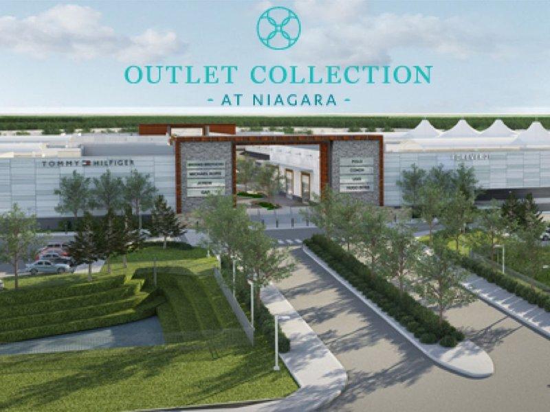 Desfrute de compras no Outlet Collection a apenas 20 minutos de carro