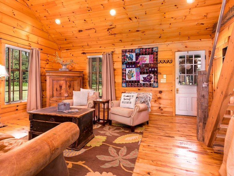 My Old Kentucky Home Cabin, alquiler de vacaciones en Crittenden