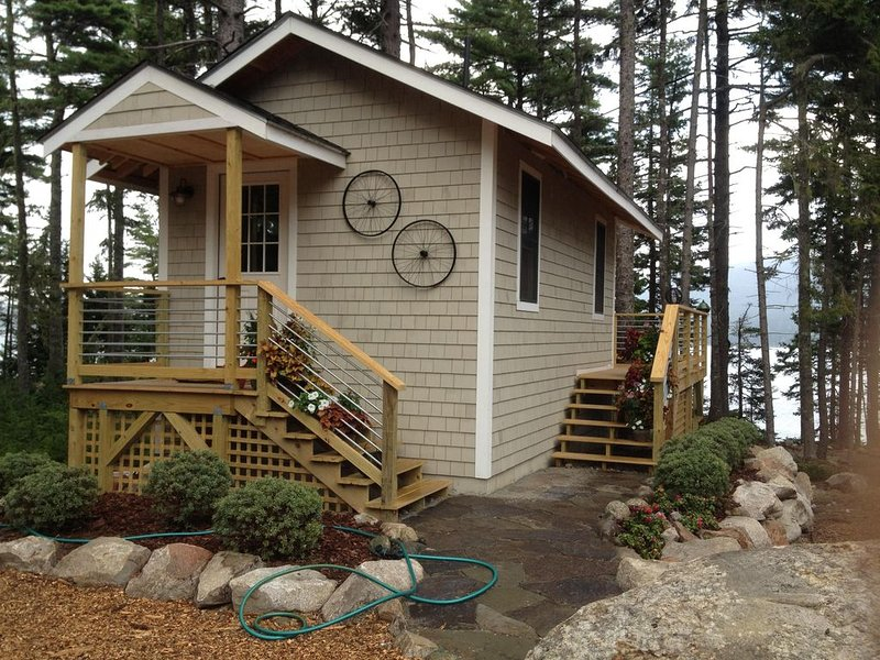 The Boathouse on Somes Sound, holiday rental in Acadia National Park