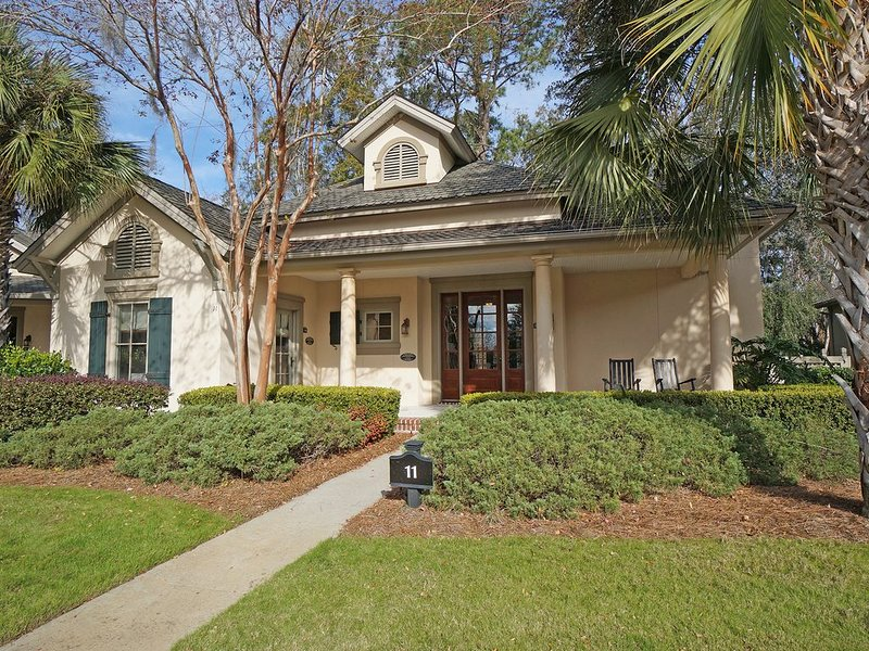 Hampton Hall Golf Cottage, vacation rental in Bluffton