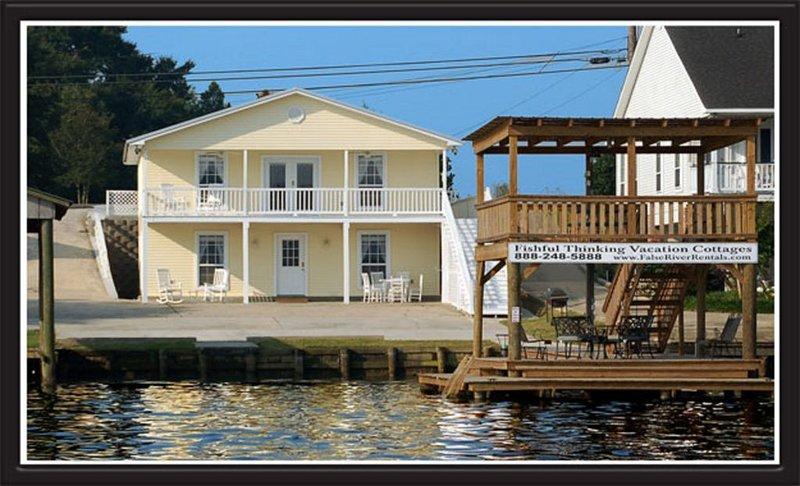 False River waterfront cottage, aluguéis de temporada em Brusly