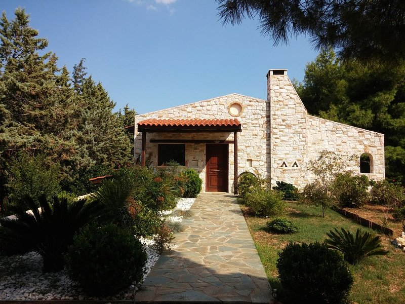 Private Countryside Villa near Athens Airport, Greece, vacation rental in Koropi