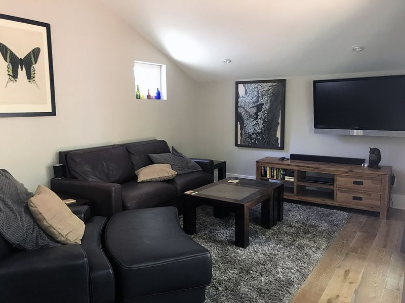 Comfortable living room to relax and unwind