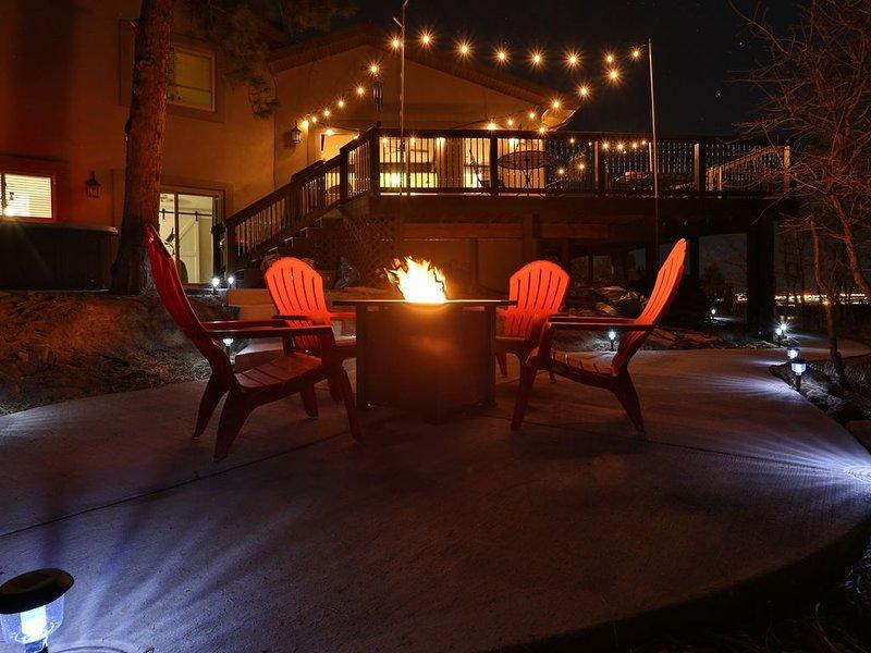 Resort Living In The Heart Of Colorado Springs, vacation rental in Colorado Springs