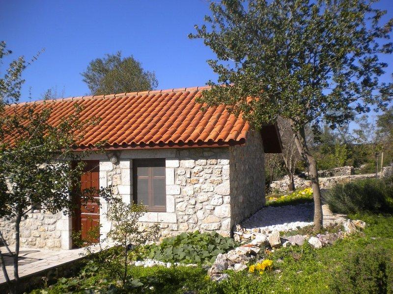 Amygdalia, a Stone House 'For You' in Leonidion 45m2, casa vacanza a Leonidio
