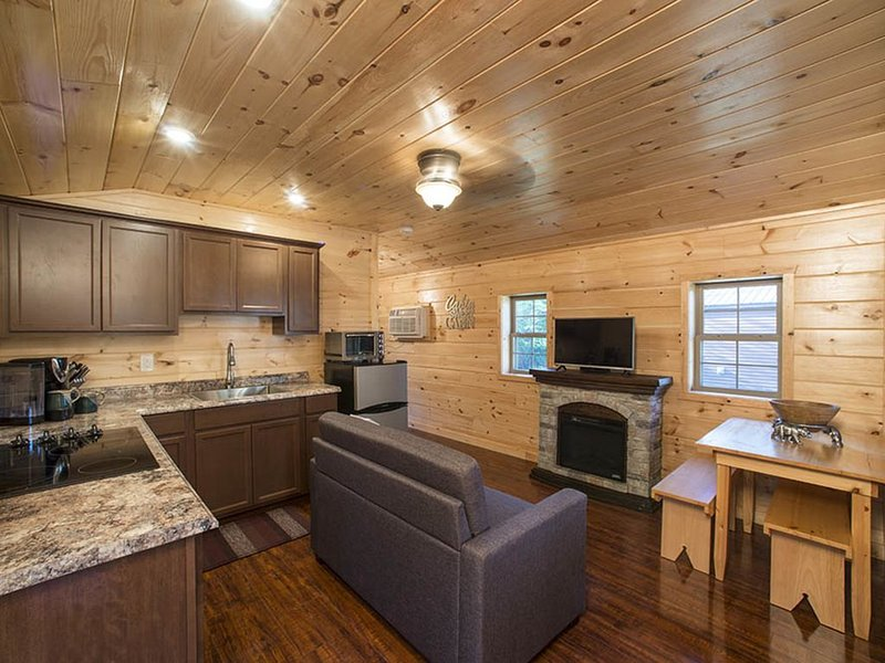 Pet Friendly Beautiful Rental Cabins in Inlet, New York (Adirondack Mountains), alquiler de vacaciones en Eagle Bay