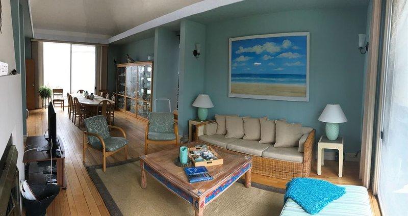 Spacious, Family Friendly Retreat In Amagansett, alquiler vacacional en Amagansett