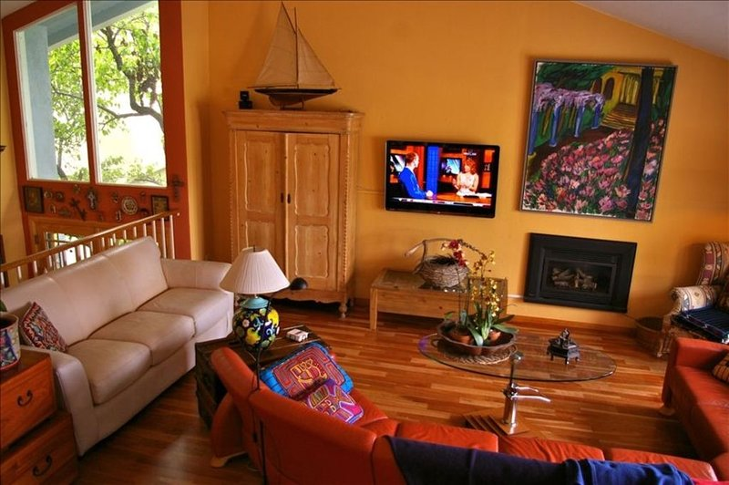 Airy, Arty, Pet-Friendly for small dogs less than twenty pounds., holiday rental in National City