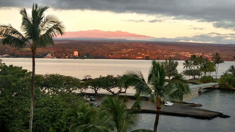 Island Oasis....a peaceful home in Hilo, holiday rental in Hilo