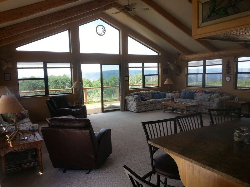 Secluded get away with stunning views, alquiler vacacional en Montrose