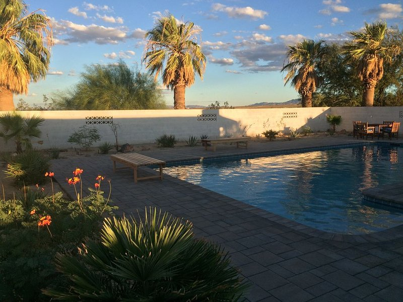 The Wonder Valley Ranch at Joshua Tree, holiday rental in Twentynine Palms