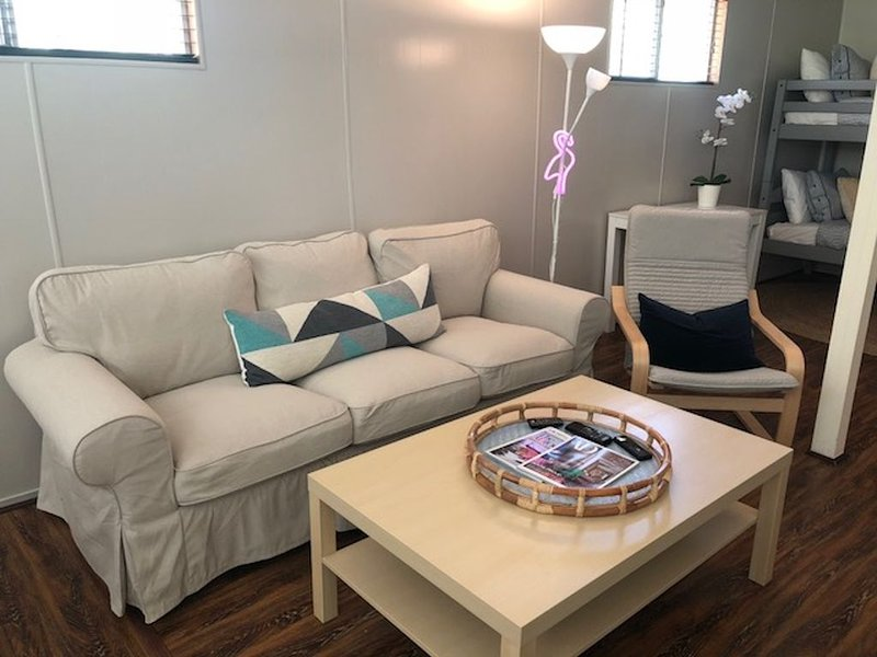 Cozy Lake Texoma Cabin, holiday rental in Mead