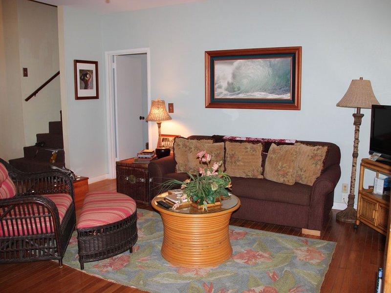 Beautifully decorated 2 Bedroom, 2 Bath condo in the prestigious Paniolo Hale, Ferienwohnung in Molokai