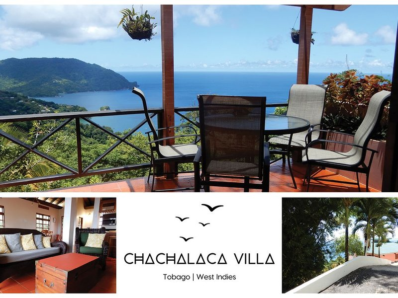 Chachalaca Villa | Eco Lovers Rain Forest Getaway, vakantiewoning in Charlotteville