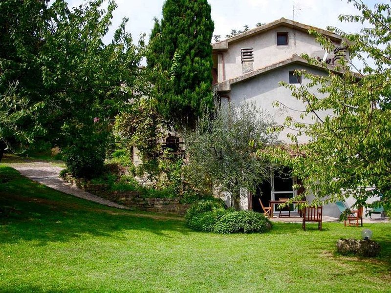 Rustic cottage in the countryside of Montefiascone, vacation rental in Montefiascone