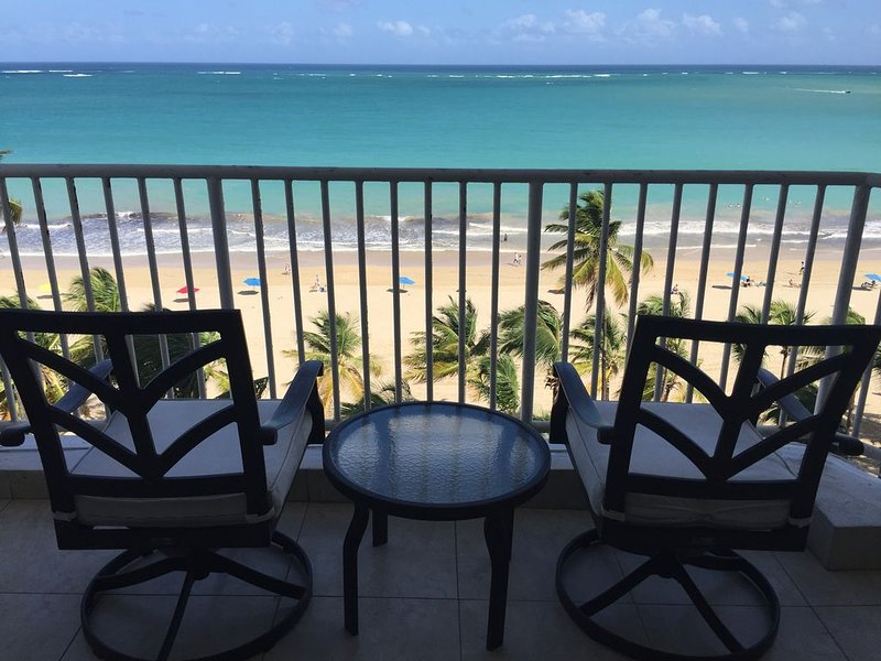 Sit, Relax and Enjoy this Fantastic Ocean View, vacation rental in Carolina