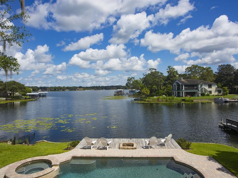 Waterfront Property in the heart of Tampa!, vacation rental in Tampa