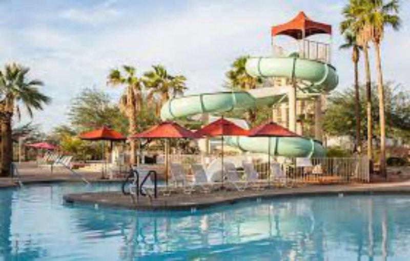 CIBOLA VISTA RESORT POOL/ SPA PHOENIX AREA NEAR SPRING TRAINING, holiday rental in Sun City West