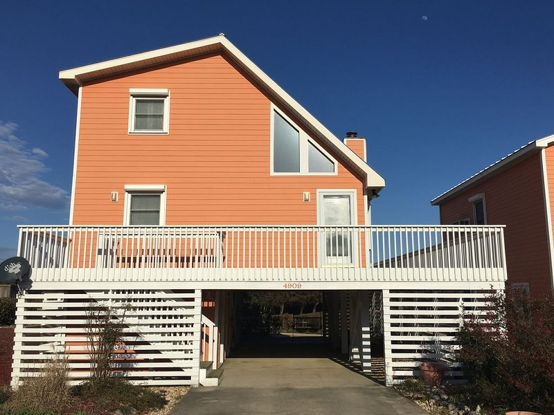 Beautiful Home Away From Home On Seascape Golf Course, Kitty Hawk, vakantiewoning in Kitty Hawk