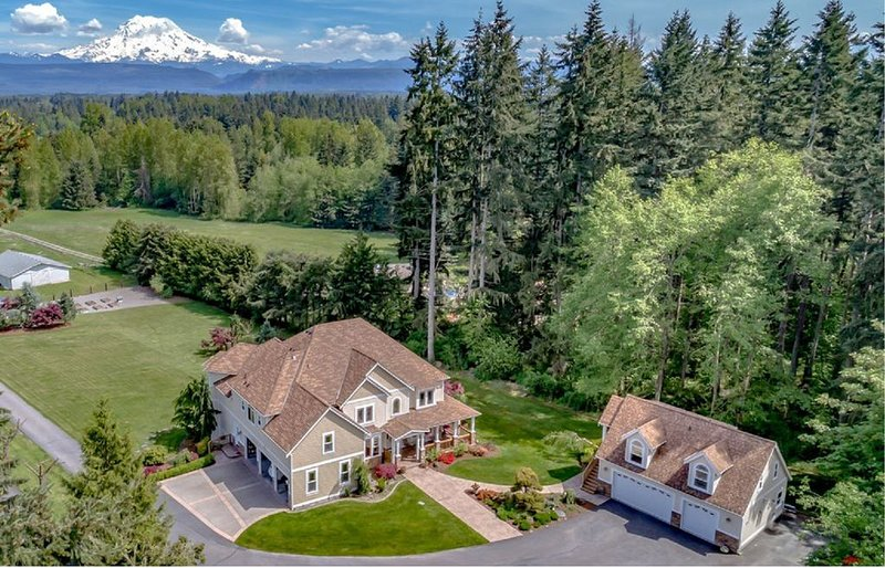 Quaint country getaway, holiday rental in Enumclaw