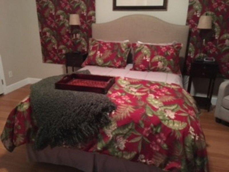 Private Guest Suite in the Country central to Monterey, Carmel, alquiler de vacaciones en Salinas