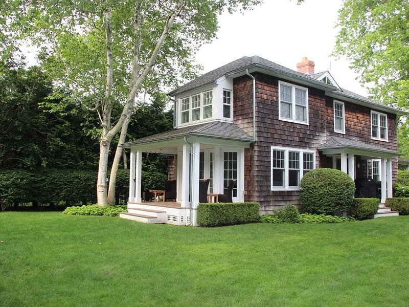 Create Incredible Summer Memories in the Heart of the Village, holiday rental in Wainscott