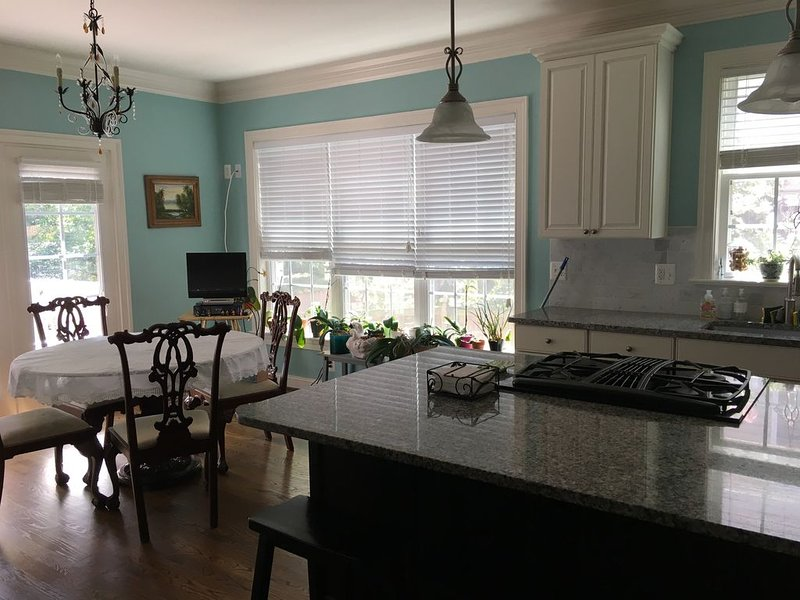5BR,  5 BA sleeps 10, Alexandria DC, National Harbor perfect for family trip!, holiday rental in Woodbridge