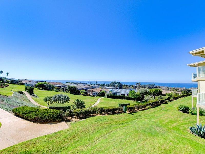 Million dollar Ocean View, vacation rental in Solana Beach