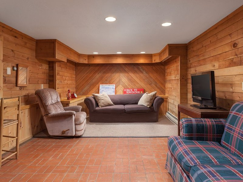 Sala de estar del apartamento