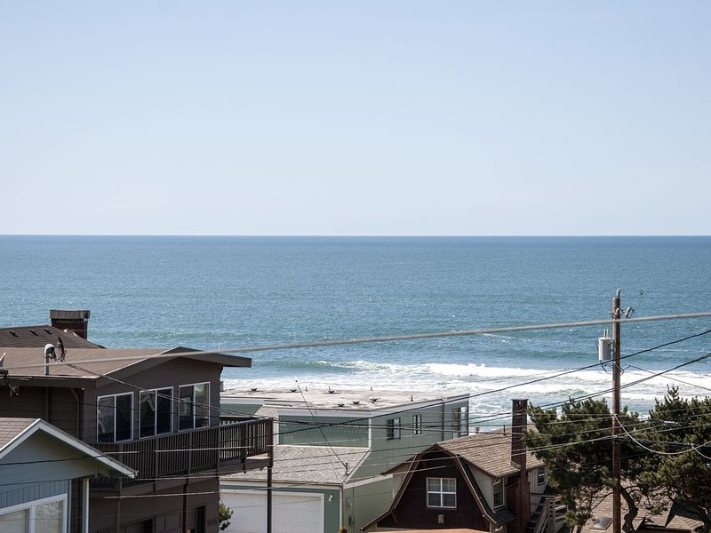 Ocean View at Roads End in Lincoln City, vacation rental in Otis